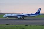 yabyanさんが、中部国際空港で撮影した全日空 A321-272Nの航空フォト(写真)