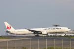 SGR RT 改さんが、羽田空港で撮影した日本航空 777-346の航空フォト(写真)