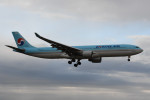 kuro2059さんが、成田国際空港で撮影した大韓航空 A330-322の航空フォト(飛行機 写真・画像)