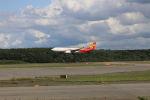 funi9280さんが、新千歳空港で撮影した香港航空 A330-243の航空フォト(飛行機 写真・画像)