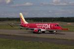 funi9280さんが、新千歳空港で撮影したフジドリームエアラインズ ERJ-170-200 (ERJ-175STD)の航空フォト(飛行機 写真・画像)