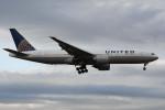 kuro2059さんが、成田国際空港で撮影したユナイテッド航空 777-224/ERの航空フォト(写真)