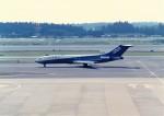 エルさんが、成田国際空港で撮影した全日空 727-281/Advの航空フォト(写真)