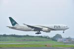 厦龙さんが、成田国際空港で撮影したパキスタン国際航空 777-240/ERの航空フォト(写真)