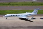 yabyanさんが、中部国際空港で撮影したwilming trust co trustee G-V-SP Gulfstream G550の航空フォト(飛行機 写真・画像)