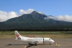空旅さんが、利尻空港で撮影した北海道エアシステム 340B/Plusの航空フォト(写真)