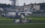 tamtam3839さんが、嘉手納飛行場で撮影したアメリカ海軍 C-2A Greyhoundの航空フォト(飛行機 写真・画像)
