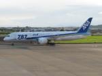 Y.T.さんが、高知空港で撮影した全日空 787-8 Dreamlinerの航空フォト(写真)
