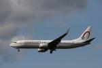 ガペ兄さんが、ロンドン・ヒースロー空港で撮影したロイヤル・エア・モロッコ 737-8B6の航空フォト(写真)