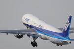 Fly Yokotayaさんが、伊丹空港で撮影した全日空 777-281/ERの航空フォト(写真)