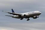 kuro2059さんが、成田国際空港で撮影したユナイテッド航空 777-222/ERの航空フォト(写真)