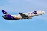 JRF spotterさんが、関西国際空港で撮影したYTOカーゴ・エアラインズ 737-31B(SF)の航空フォト(写真)