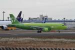 kuro2059さんが、成田国際空港で撮影したS7航空 A320-214の航空フォト(飛行機 写真・画像)