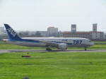 ノリださんが、宮古空港で撮影した全日空 787-8 Dreamlinerの航空フォト(写真)