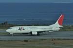 kumagorouさんが、那覇空港で撮影したJALエクスプレス 737-446の航空フォト(飛行機 写真・画像)