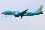 Tomo_mczさんが、福岡空港で撮影したフジドリームエアラインズ ERJ-170-100 (ERJ-170STD)の航空フォト(写真)