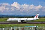 mojioさんが、静岡空港で撮影した中国東方航空 A321-231の航空フォト(飛行機 写真・画像)