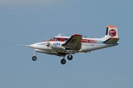 tassさんが、仙台空港で撮影した航空宇宙技術研究所 65 Queen Airの航空フォト(飛行機 写真・画像)