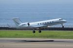 yabyanさんが、中部国際空港で撮影したwilmington trust co trustee G-V-SP Gulfstream G550の航空フォト(飛行機 写真・画像)