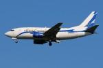 ぼんやりしまちゃんさんが、ブヌコボ国際空港で撮影したスキャット・エアラインズ 737-522の航空フォト(写真)