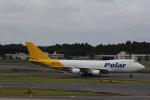 hiroki-JA8674さんが、成田国際空港で撮影したポーラーエアカーゴ 747-45EF/SCDの航空フォト(写真)