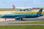 セブンさんが、関西国際空港で撮影したベトナム航空 A321-231の航空フォト(飛行機 写真・画像)