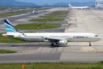 セブンさんが、関西国際空港で撮影したエアプサン A321-231の航空フォト(写真)