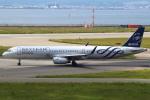 セブンさんが、関西国際空港で撮影した中国東方航空 A321-231の航空フォト(飛行機 写真・画像)