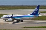 セブンさんが、関西国際空港で撮影した全日空 737-781の航空フォト(飛行機 写真・画像)