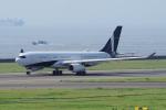 yabyanさんが、中部国際空港で撮影したコムルックス・アルバ A330-243の航空フォト(写真)