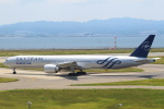 セブンさんが、関西国際空港で撮影した大韓航空 777-3B5/ERの航空フォト(飛行機 写真・画像)