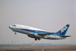yyd2000さんが、羽田空港で撮影した全日空 737-281/Advの航空フォト(飛行機 写真・画像)
