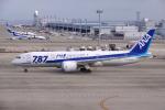 yabyanさんが、中部国際空港で撮影した全日空 787-8 Dreamlinerの航空フォト(写真)