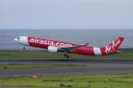 yabyanさんが、中部国際空港で撮影したタイ・エアアジア・エックス A330-941の航空フォト(飛行機 写真・画像)