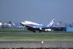 yyd2000さんが、羽田空港で撮影した全日空 737-281/Advの航空フォト(写真)