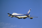 yyd2000さんが、羽田空港で撮影した全日空 747SR-81の航空フォト(写真)