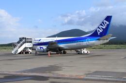 空旅さんが、利尻空港で撮影したANAウイングス 737-54Kの航空フォト(飛行機 写真・画像)