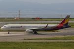 endress voyageさんが、関西国際空港で撮影したアシアナ航空 A321-231の航空フォト(写真)