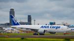 udaさんが、成田国際空港で撮影した全日空 777-F81の航空フォト(飛行機 写真・画像)