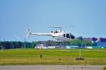 hidetsuguさんが、札幌飛行場で撮影した雄飛航空 505 Jet Ranger Xの航空フォト(写真)