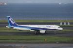 KAZFLYERさんが、羽田空港で撮影した全日空 A320-211の航空フォト(写真)