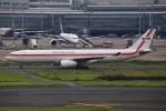 ちゅういちさんが、羽田空港で撮影したガルーダ・インドネシア航空 A330-343Xの航空フォト(写真)