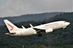 amagoさんが、チェンマイ国際空港で撮影した瑞麗航空 737-7MEの航空フォト(写真)
