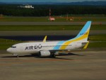 もっちゃこさんが、新千歳空港で撮影したAIR DO 737-781の航空フォト(飛行機 写真・画像)