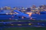 門ミフさんが、羽田空港で撮影した日本航空 777-246/ERの航空フォト(写真)