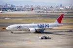 flying_horseさんが、羽田空港で撮影した日本航空 777-246の航空フォト(写真)