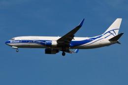 ぼんやりしまちゃんさんが、ブヌコボ国際空港で撮影したアトラン・アヴィアトランス・カーゴ・エアラインズ 737-83N(BCF)の航空フォト(飛行機 写真・画像)