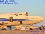 masarunphotosさんが、テューペロ・リージョナル空港で撮影した全日空 747-481(D)の航空フォト(写真)