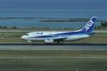 kumagorouさんが、那覇空港で撮影したANAウイングス 737-54Kの航空フォト(写真)