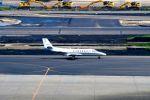 まいけるさんが、羽田空港で撮影した朝日新聞社 560 Citation Encoreの航空フォト(写真)